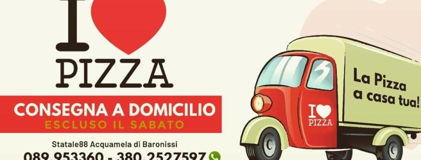 consegna pizza a domicilio baronissi
